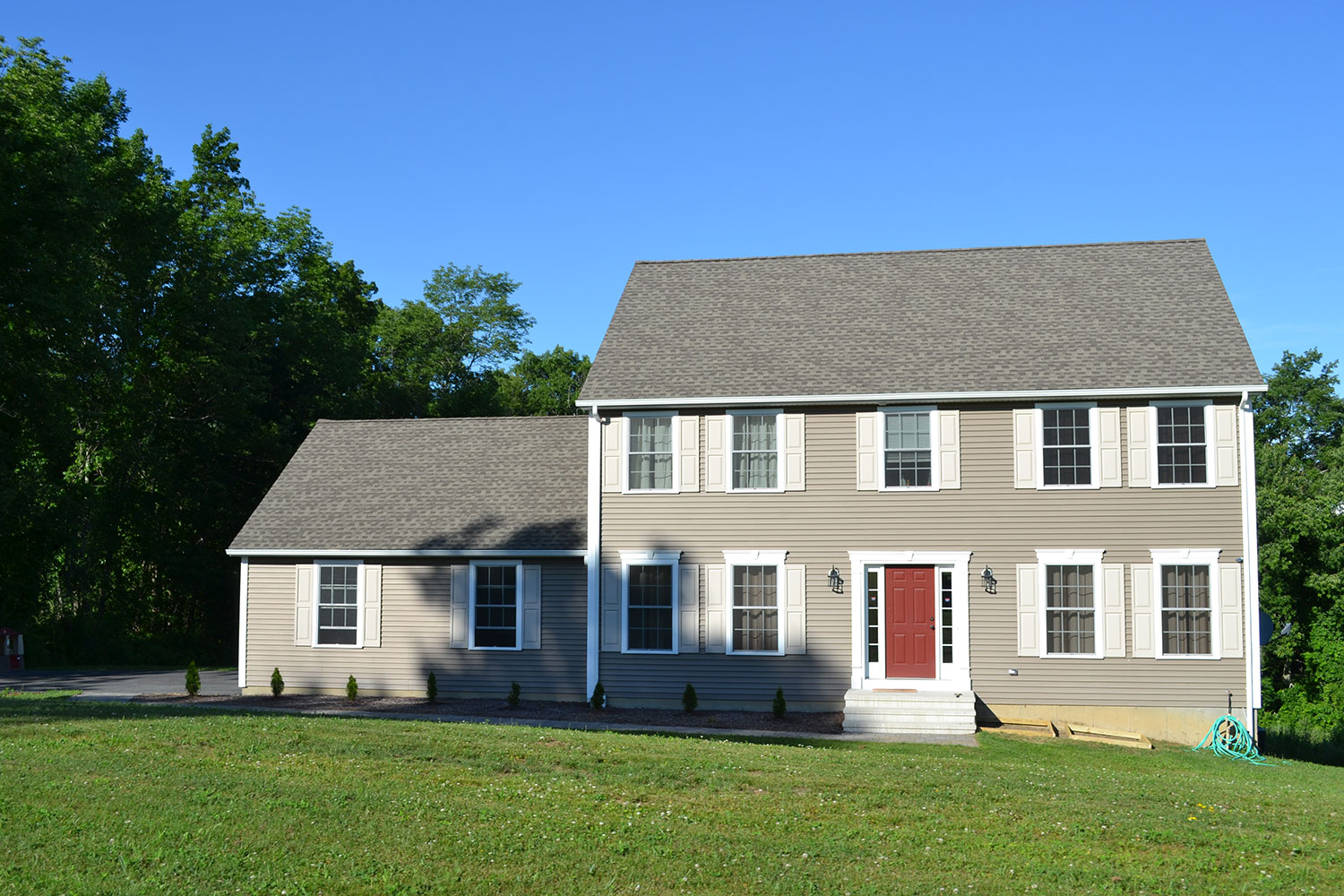 At Walker Brook Farm- where neighbors become lifelong friends and homeowners enjoy the comfort of a peaceful retreat.